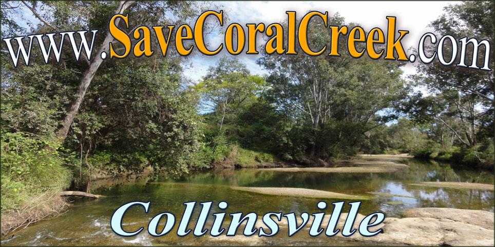 Save Coral Creek